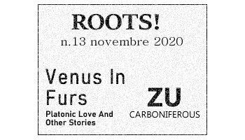Roots! n.13 novembre 2020
