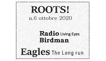 Roots! n.6 ottobre 2020
