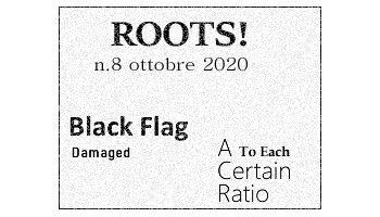 Roots! n.8 ottobre 2020