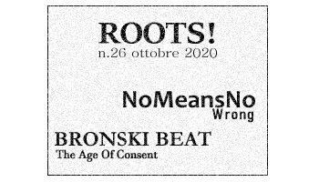 Roots! n.26 ottobre 2020