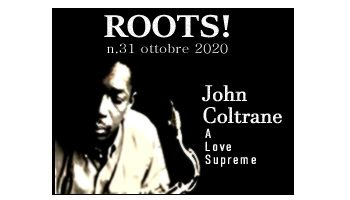 Roots! n.31 ottobre 2020