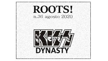 Roots! n.36 agosto 2020