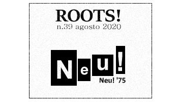 Roots! n.39 agosto