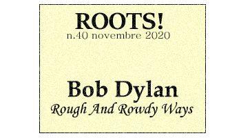 Roots! n.40 novembre 2020