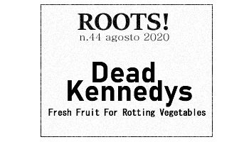 Roots! n.44 agosto 2020