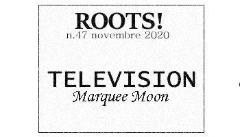 Roots! n.47 novembre 2020
