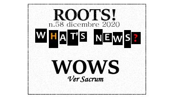 Roots! n.58 disembre 2020