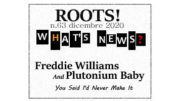 Roots! n.63 dicembre 2020