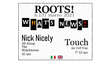 Roots! n.137 marzo 2021