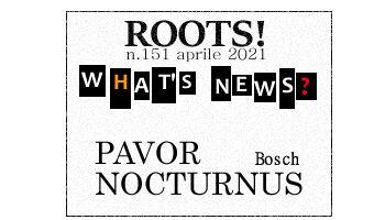 Roots! n.151 aprile 2021