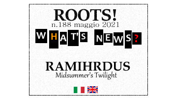 Roots! n.188 maggio 2021
