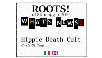 Roots! n.189 maggio 2019