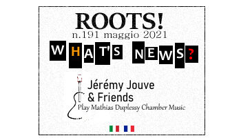 Roots! n.191 maggio 2021