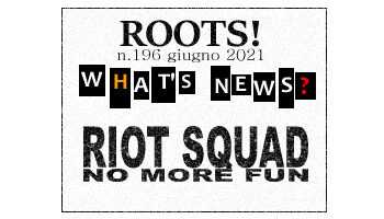 Roots! n.196 giugno 2021