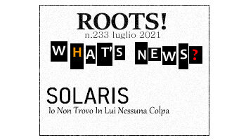 Roots! n.233 luglio 2021