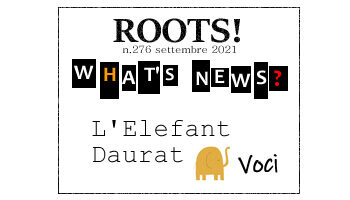 Roots! n.276 settembre 2021